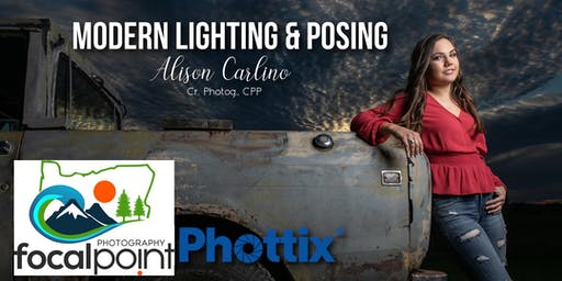 Modern Lighting & Posing with Alison Carlino