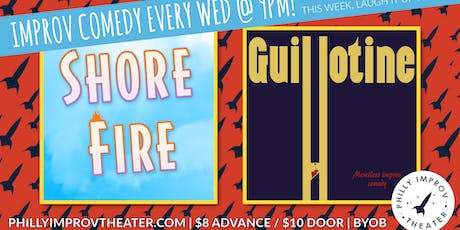 Shore Fire & Guillotine tickets