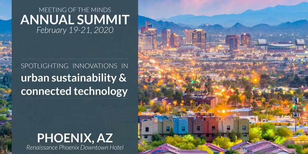 Phoenix Events February 2020.Meeting Of The Minds 2020 Annual Summit Registration