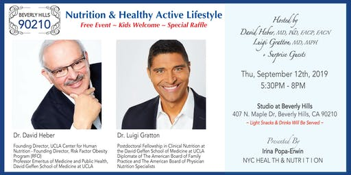Nutrition & Healthy Active Lifestyle