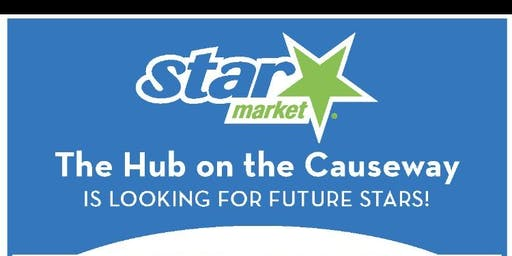Star Market Job Fair!