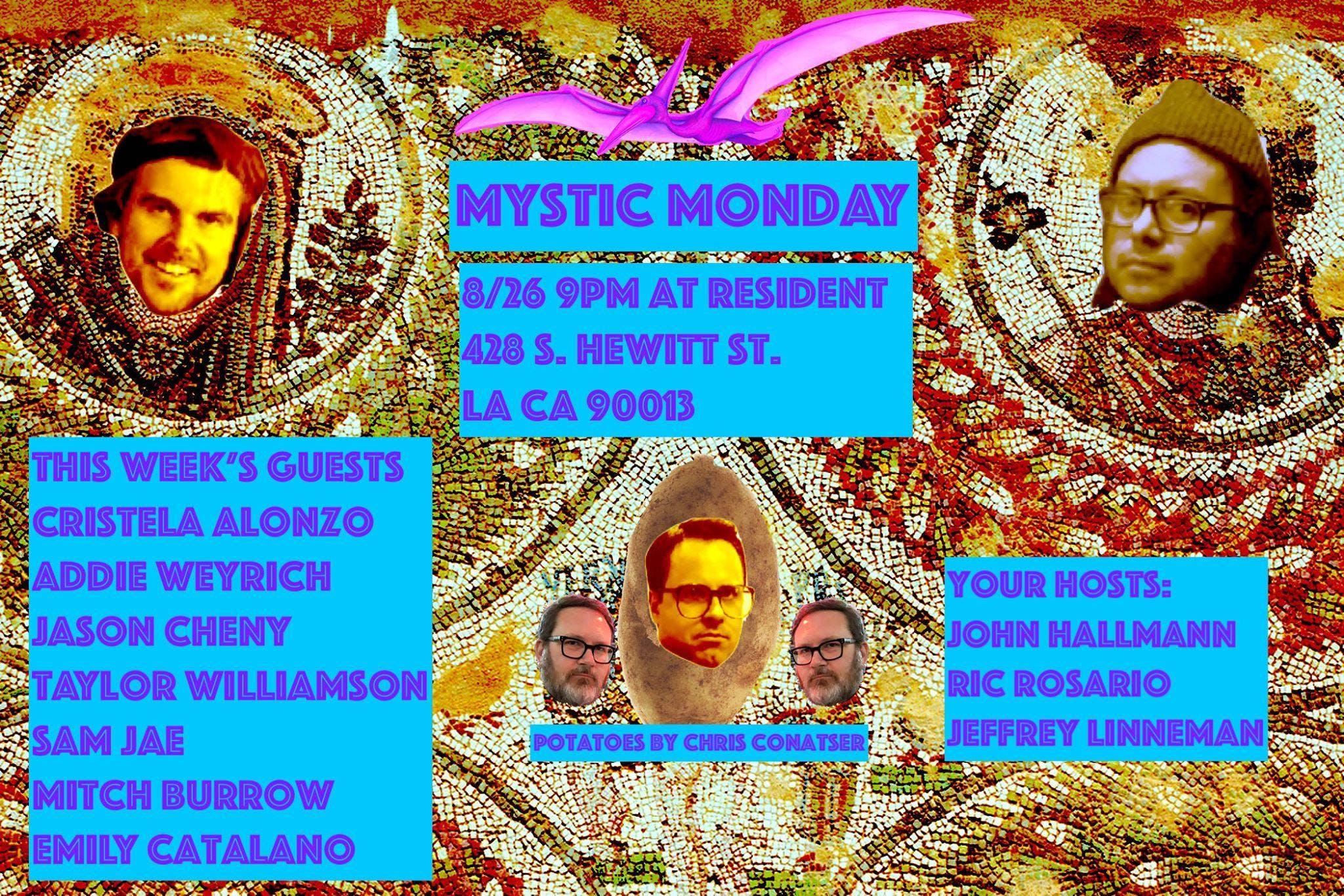 Mystic Monday Comedy Night - No Cover!