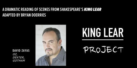 King Lear at Wyckoff Gardens Senior Center tickets