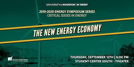 The New Energy Economy  tickets