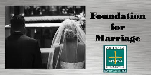 Foundation for Marriage (February 22)