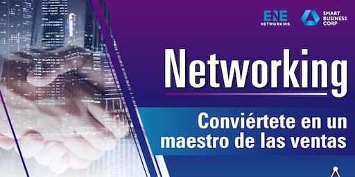 Networking: Conviértete en un maestro de las ventas