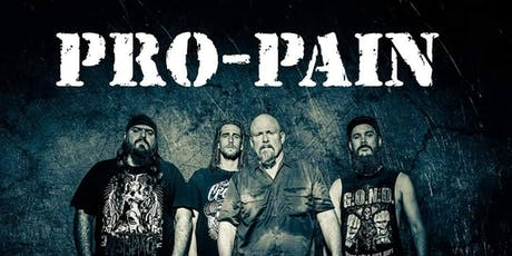 Pro-Pain at The Kingsland tickets