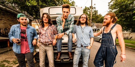 The Red Clay Strays @ Mohawk (Indoor) tickets