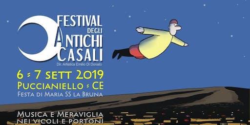 Festival degli antichi Casali 2019 - VII edizione