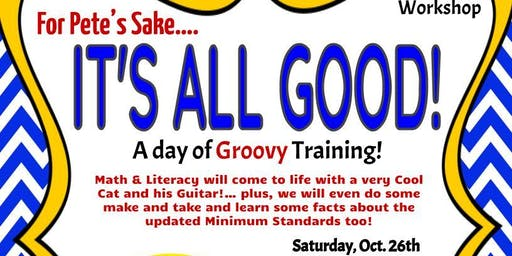 It's All Good! Child Care Training Event: Abilene, TX