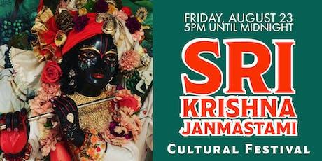 Sri Krishna Janmastami: Krishnas Birthday tickets