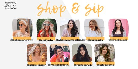 Shop & Sip: Shop the Closets of Your Favorite Columbus Bloggers tickets