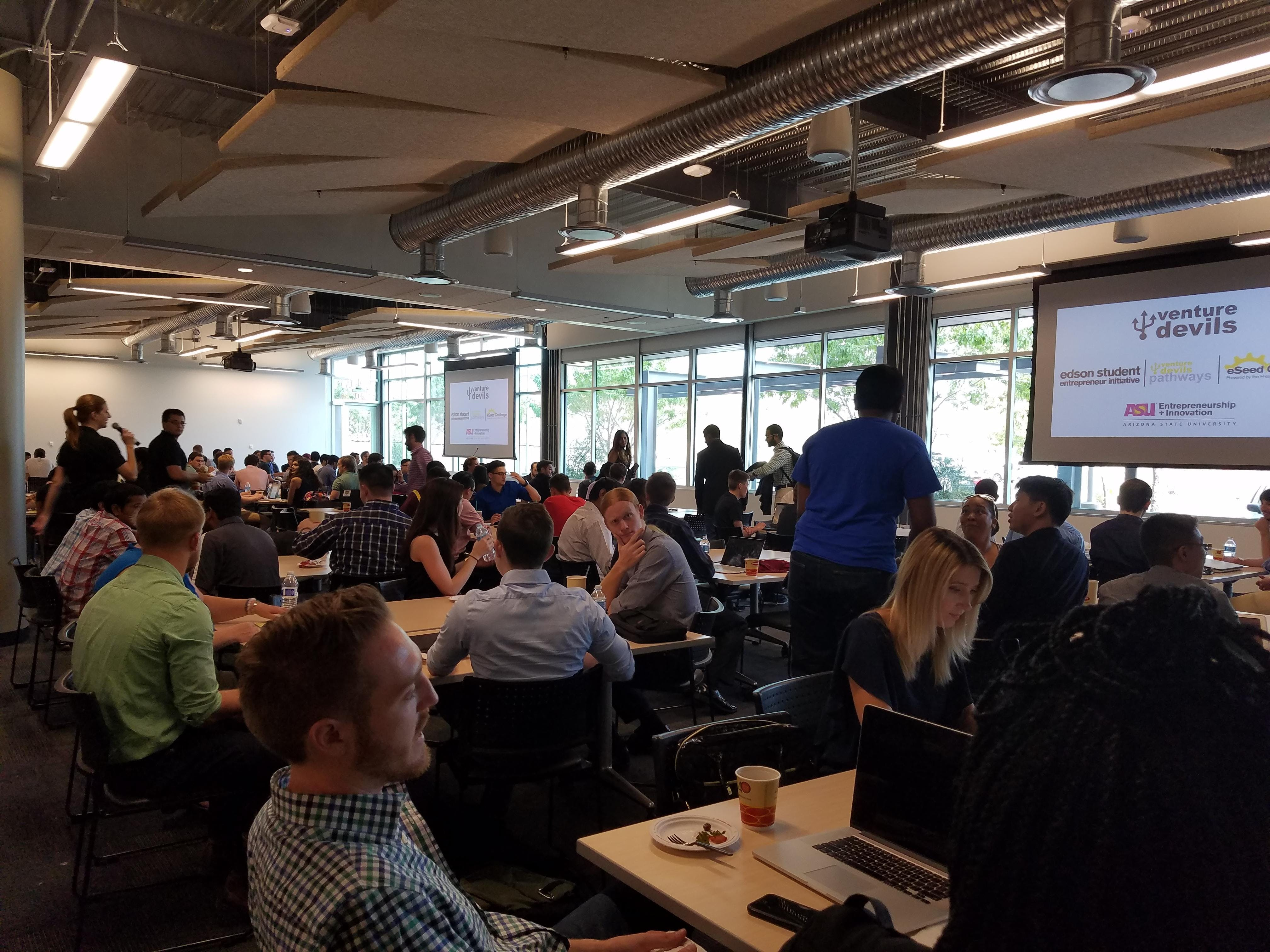 Founders Club-September's Meetup