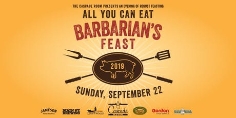 Barbarians Feast III  tickets