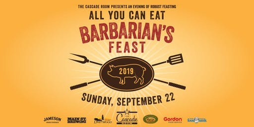 Barbarians Feast III