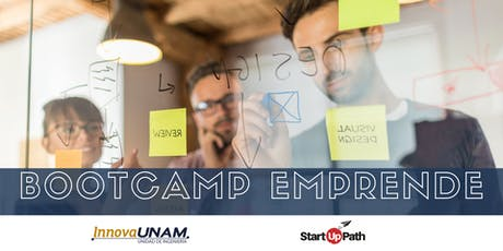 Bootcamp Emprende Módulo I boletos