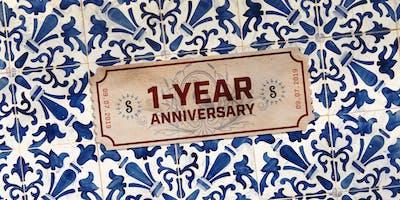 Spanish Marie's 1-Year Anniversary & Grand Reveal