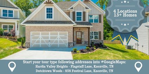 Hardin Valley Heights & Dutchtown Woods Home Tour