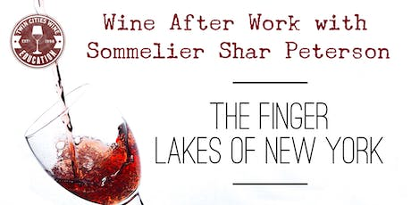 Wine After Work: New York's Finger Lakes District tickets