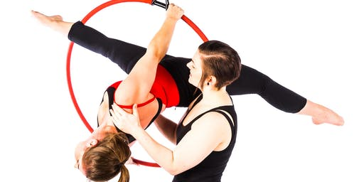 Aerial Hoop Advanced Instructor Training Course