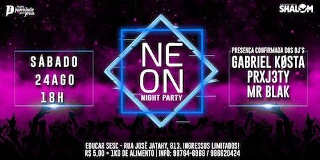 Neon Night Party ingressos
