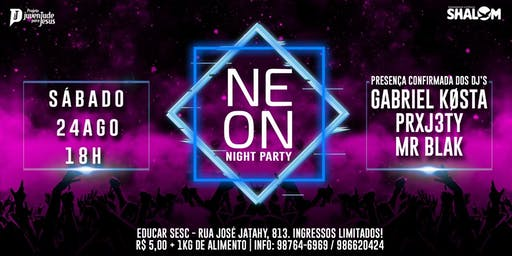 Neon Night Party