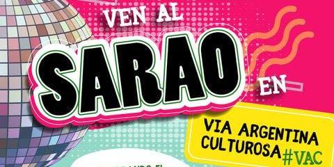 Sarao en la Via Argentina Culturosa