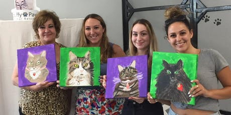 Scruffy Paws Animal Rescue Paint Your Pet Fundraiser tickets