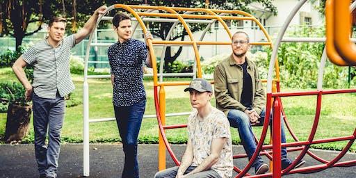 KNEEBODY with Trio Subtonic feat Galen Clark, Dan Balmer, D'Vonne Lewis
