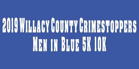 "Willacy County Crimestoppers ""Men In Blue"" 5k/10k Walk/Run tickets"