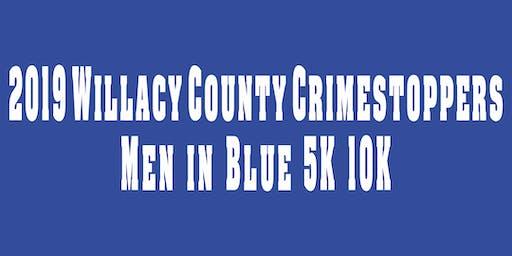 """Willacy County Crimestoppers """"Men In Blue"""" 5k/10k Walk/Run"""