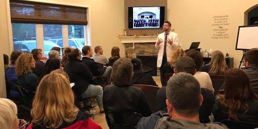 Overcoming Illness Seminar