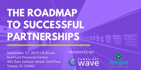 The Roadmap to Successful Partnerships tickets