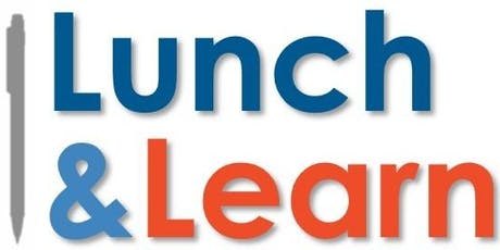 """""""The Education Process for Students Who are Blind or  Deaf-Blind in Private and Public School"""" Lunch and Learn tickets"""