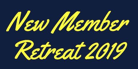 Junior League of Madison New Member Retreat 2019 (Saturday) tickets