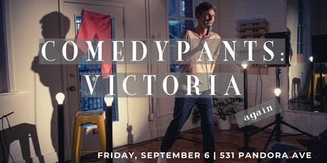 Comedypants: Victoria tickets