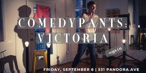 Comedypants: Victoria