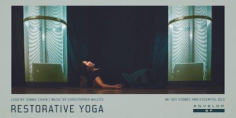 Envelop Restorative Yoga tickets