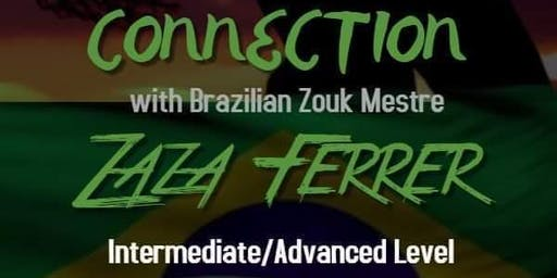 Zouk Combinations & Connection - Inter/Adv