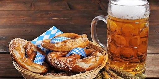 Oktoberfest, with Paul Harding