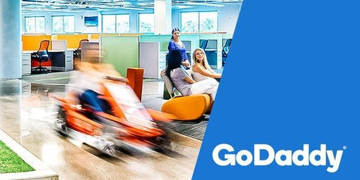 GoDaddy Open House - Web Hosting Opportunities