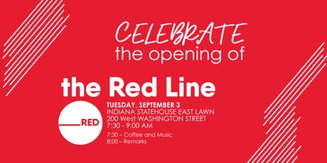 Red Line Opening Celebration tickets