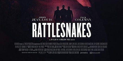 Urban Film Festival Presents RATTLESNAKES  Starring Jimmy Jean-Louis