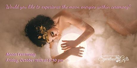 Moon Ceremony tickets