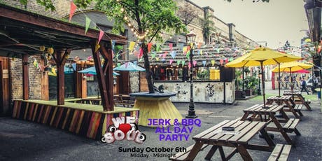 We Love Soul Jerk & BBQ All Day Party tickets