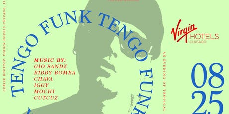 Free RSVP Tengo Funk (Gio's bday) tickets