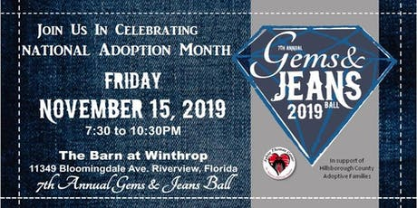 Gems & Jeans Ball - Seventh Annual  tickets