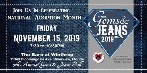 Gems & Jeans Ball - Seventh Annual