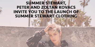 Summer Steward's Fashion Launch Party