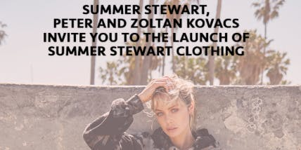 Summer Steward's Fashion Launch Party